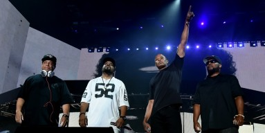 """N.W.A.'s """"F*ck Tha Police"""" Played On Repeat On Police Radios After Hack"""