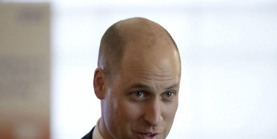 Prince William Surprises