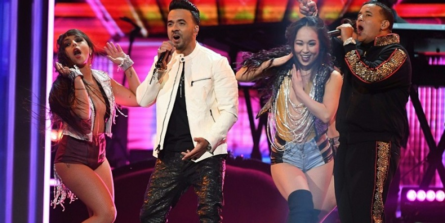 Check Out Luis Fonsi, Daddy Yankee's