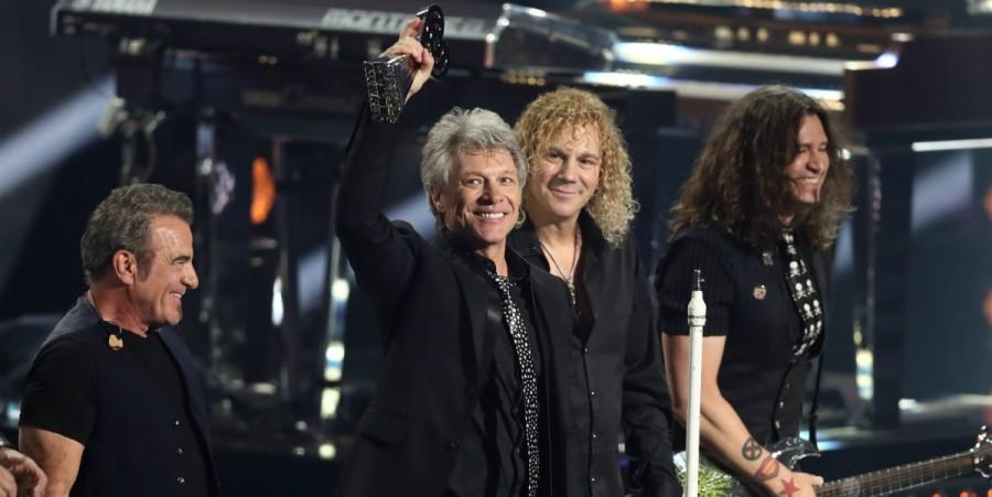 Bon Jovi iHeartRadio Music Awards 2018