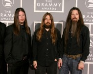 Chris Adler is the one with the beard...to the far right.