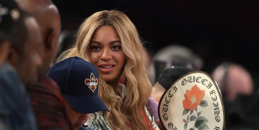 Beyoncé, Blue Ivy, Tina Knowles