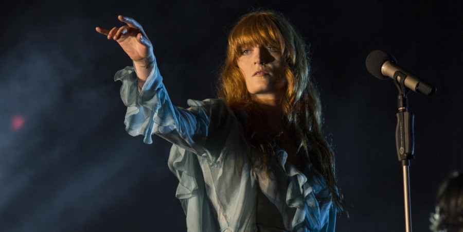 Florence + The Machine Sky Full of Songs
