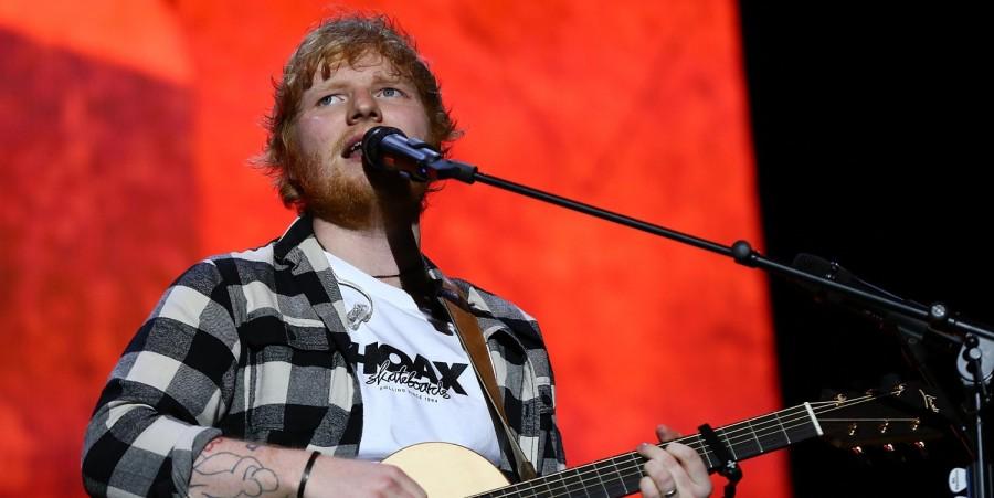 Ed Sheeran Happier