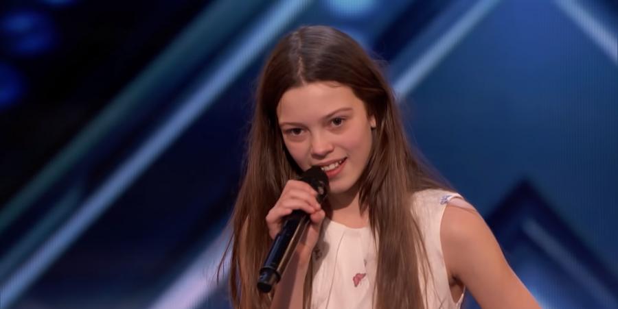 America's Got Talent Courtney Hadwin