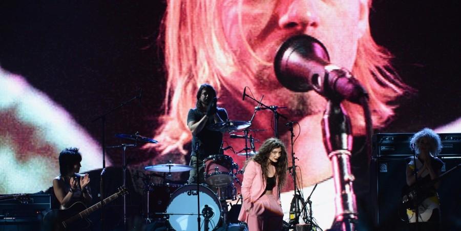 Kurt Cobain Tribute - Nirvana