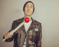 Travis Barker of Blink-182
