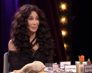 Cher The Late Late Show