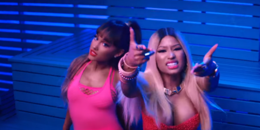 Ariana Grande, Nicki Minaj