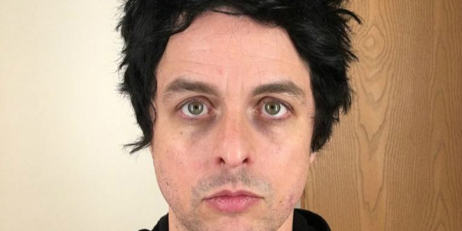 Billie Joe Armstrong Green Day