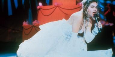 Madonna MTV VMAs 1984