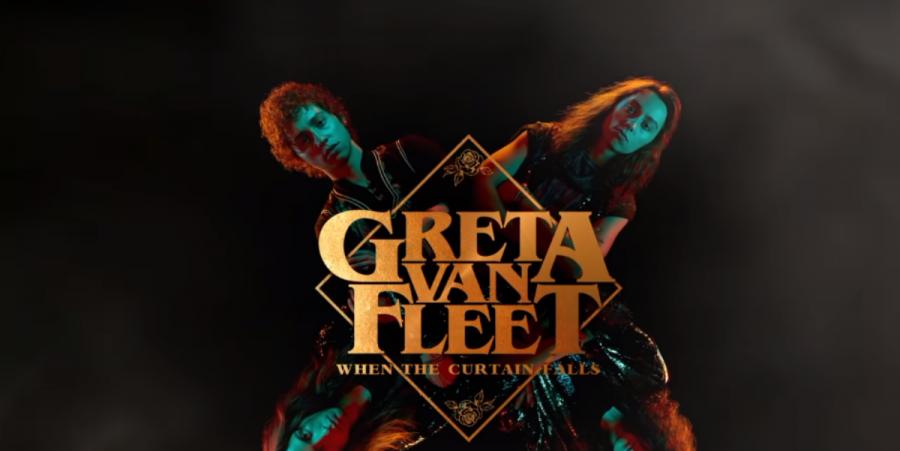 Greta Van Fleet When The Curtain Falls