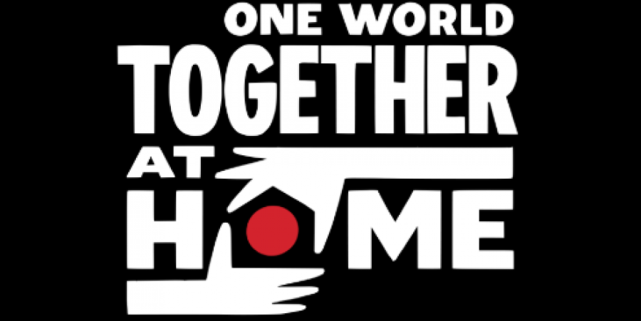 """""""One World: Together At Home"""" 79-track album"""