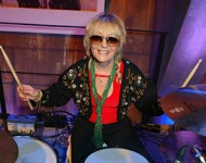The Grandma Drummer Who Supported The Beatles