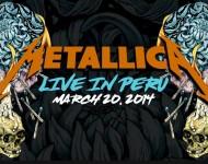 Metallica:Live in Peru