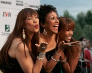 Three Generations of the Pointer Sisters