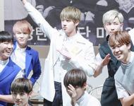 BTS fansigning event