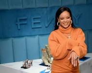 Rihanna set aside plans in music for her skincare line.