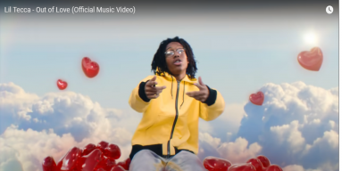 """Lil Tecca drops new video """"Out of Love"""""""