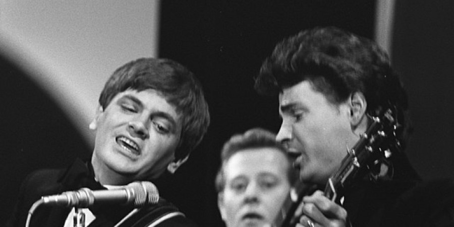 The Everly Brothers in 1965