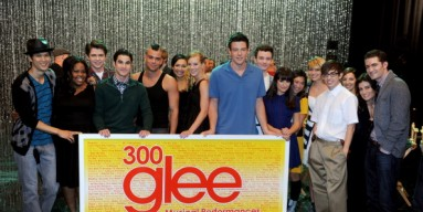 """""""GLEE"""" 300th Musical Performance Special Taping"""