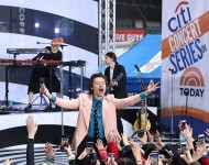 Harry Styles Performs On NBC's
