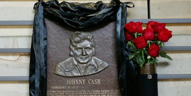 Johnny Cash Mourned At Country Hall Of Fame