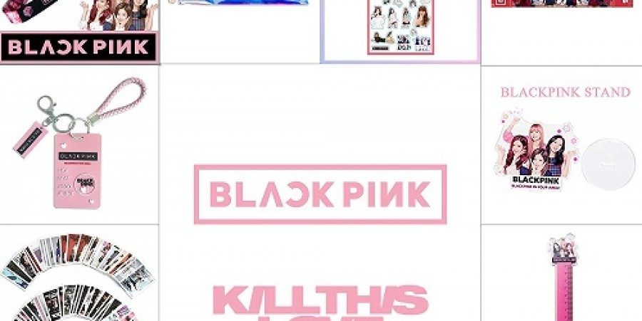 3 Kinds of Blackpink merch that every fan must have [AMAZON]