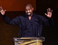 Kanye West's first campaign event in South Carolina