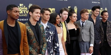 13 Reasons Why cast members