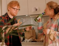 Ed Sheeran Expecting First Child with wife Cherry Seaborn