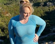 Rebel Wilson Looking Gorgeous Thanks To Weight Loss Efforts