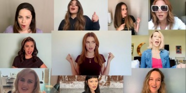 """Pitch Perfect's Barden Bellas Reunite With Cover of Beyonce's """"Love on Top"""" For Charity"""