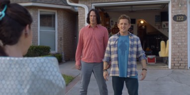 """""""Bill & Ted Face The Music"""" Trailer Reveals Someone Important to late George Carlin's Rufus"""