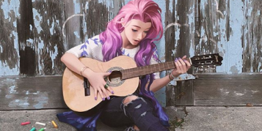 RUMOR: New League of Legends Character Seraphine is an Aspiring Songwriter