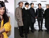 Adorable: Cardi B's Shares Admiration for BTS to Daughter Kulture