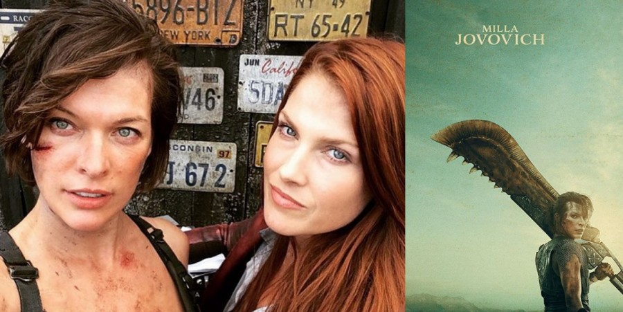 The Unknown Musical Career of Resident Evil Star and Monster Hunter Milla Jovovich