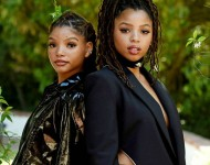 Chloe X Halle Wear George Floyd and Breonna Taylor Shirts While Singing the National Anthem