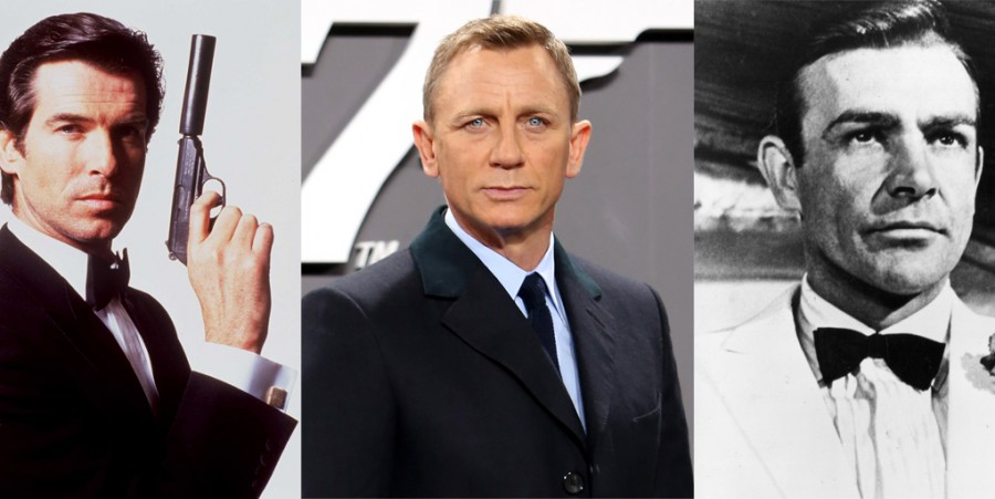 9 Actors Who Brought the Swag and Charm of James Bond to Life