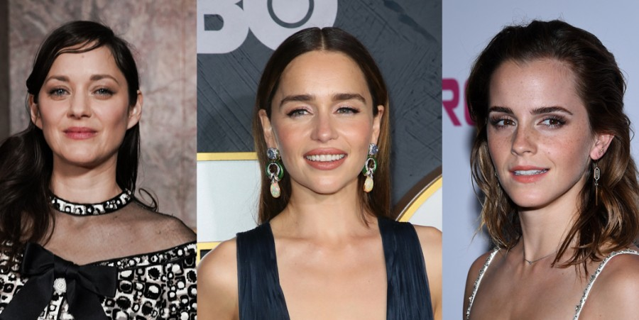 Hollywood's Top 10 Most Beautiful Faces of the Decade
