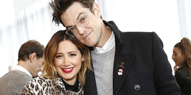 High School Musical star Ashley Tisdale expecting first baby