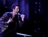 The Killers Welcome Las Vegas Raiders With