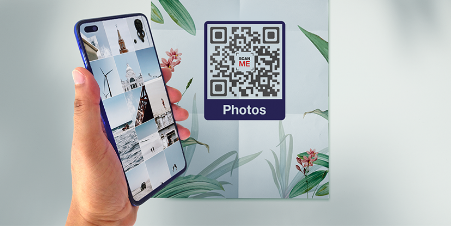How Can QR Codes Revolutionize the Photography industry's Future of Photo Distribution?