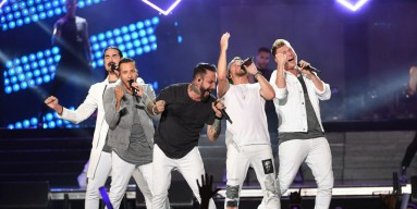 NSYC and Backstreet Boys Members Collab Once Again, Puts Aside Past Rivalries
