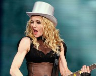 Botox or IG Filter? Madonna, 62 Returns in Hot Leather Bra and Shorts on Latest Stunning Instagram Selfie