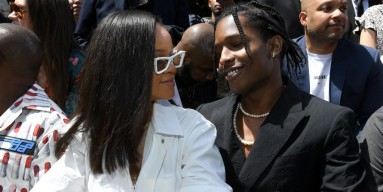A$AP Rocky Reveals He's 'Truly Blessed' to Have Girlfriend Rihanna During 'Stockholm Syndrome' Making
