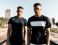 Rap Duo SimpkinsTwins Takes the Hip-Hop Scene by Storm