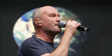Phil Collins of 'Genesis'