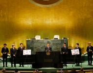 BTS at United Nations General Assembly Draws In Millions of Watchers - Here's What They Spoke About