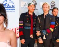 Selena Gomez, Coldplay
